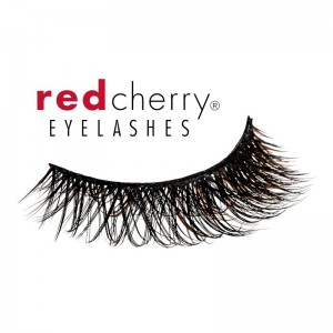 Red Cherry - 3D Eyelashes - Red Hot Wink Collections - The X Effect