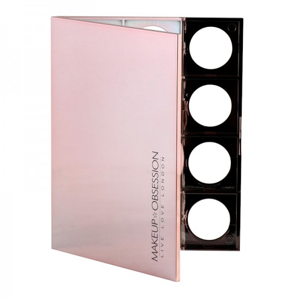 Makeup Obsession - Leerpalette - Palette Large Luxe Rose Gold Obsession