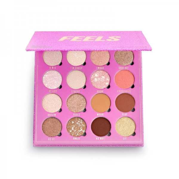 Makeup Obsession - Feels Shadow Palette
