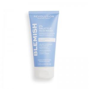 Revolution - Gesichtsmaske - Skincare Blemish 2% Salicylic Acid Mask