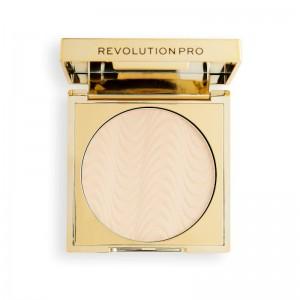 Revolution Pro - Puder - CC Perfecting Pressed Powder - Beige