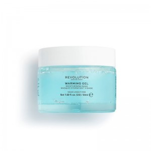 Revolution - Skincare Warming Gel Moisturising Face Mask