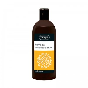 Ziaja - sunflower shampoo for colour-treated hair