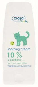 Ziaja - Baby-Pflegecreme - Baby Soothing Cream 10% D-Panthenol - 1 Year and older