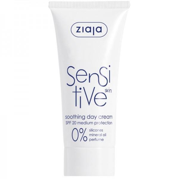 Ziaja - Tagescreme - Sensitive Skin Soothing Day Cream