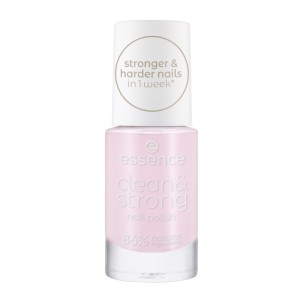 essence - Smalto - clean & strong nail polish - 01 Pink Clouds