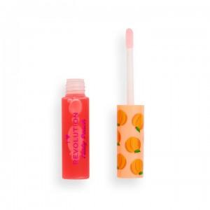 I Heart Revolution - Lippenöl - Tasty Peach Lip Oil Peachy Keen