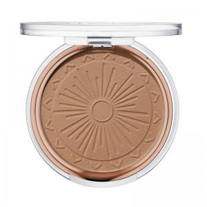 essence - Bronzer - sun club natural glow bronzing powder - 01 warm tone