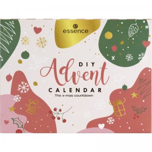 essence - VORBESTELLUNG  Adventskalender 2020 - DIY Advent CALENDAR - The x-mas countdown