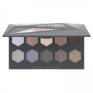 Catrice - Eyeshadow Palette - Superbia Vol. 2 Frosted Taupe Eyeshadow Edition 010