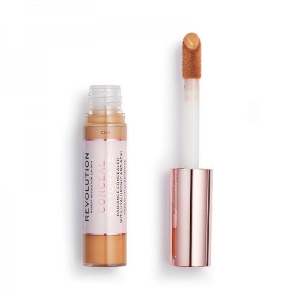 Revolution - Concealer - Conceal & Hydrate Concealer - C11.2