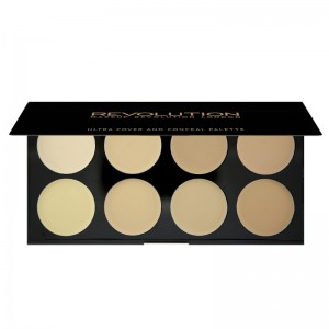 Makeup Revolution - Concealer Palette - Ultra Cover and Concealer Palette - Light