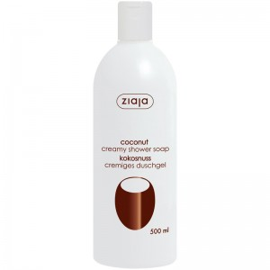 Ziaja - Duschgel - Coconut Creamy Shower Soap