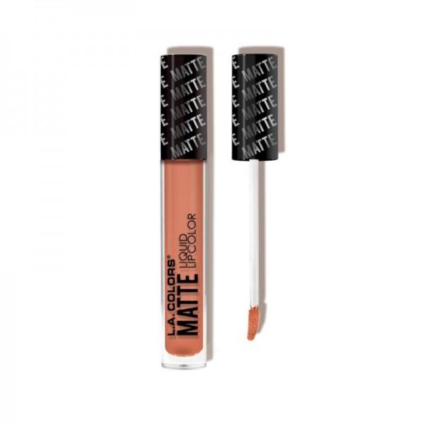 LA Colors - Lippenstift - Matte Liquid Lip Color - Cuddles