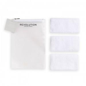 Revolution - microfiber facial tissues - Skincare Microfibre Face Cloths