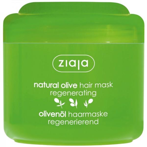 Ziaja - Haarmaske - Natural Olive Regenerating Hair Mask