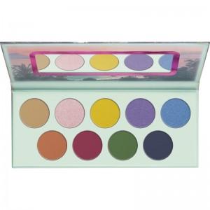 essence - Lidschattenpalette - online exclusives - eyeshadow palette - Aloha Honolulu