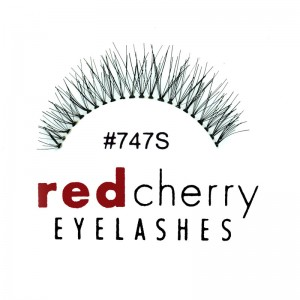 Red Cherry - Falsche Wimpern Nr. 747S Primrose - Echthaar
