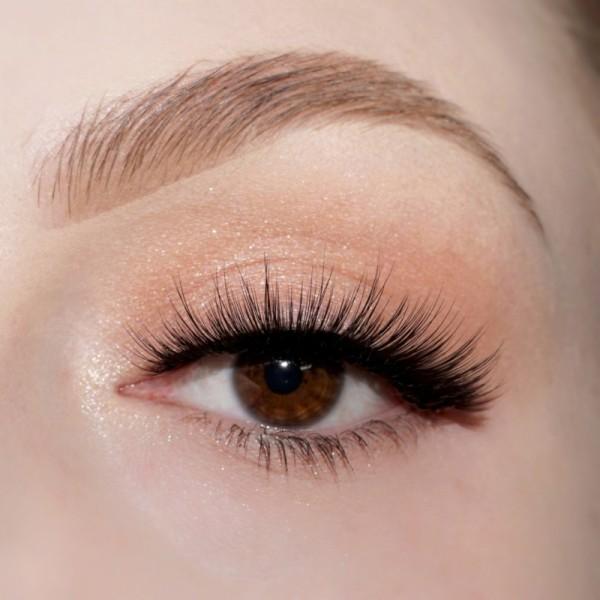 lenilash - 3D-Eyelashes - Black - Sparkle