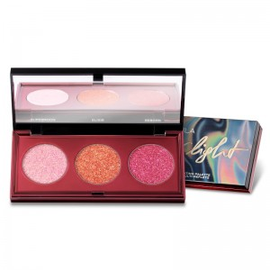 Nabla - Highlighterpalette - The Mystic Collection - Glimmer Light Palette