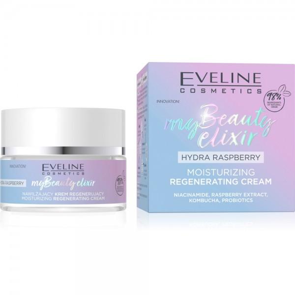 Eveline Cosmteics - Gesichtscreme - My Beauty Elixir Moisturizing Regenerating Cream