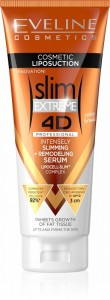 Eveline Cosmetics - Slim Extreme 4D Liposuction Intensely Slimming + Remodeling Serum 250ml