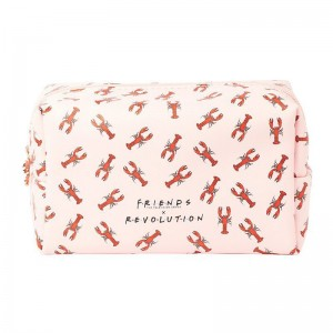Makeup Revolution - Kosmetiktasche - Revolution X Friends Lobster Cosmetic Bag