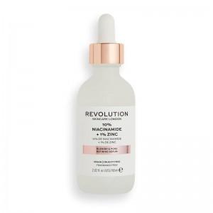 Revolution - Serum - 10% Niacinamide + 1% Zinc Blemish & Pore Refining Serum SUPER SIZED