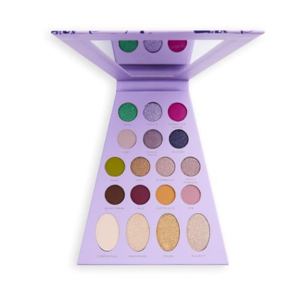 Revolution - Eyeshadow Palette - Revolution x Bratz Doll Palette - Yasmin