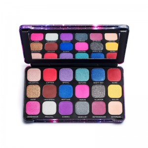 Revolution - Eyeshadow palette - Forever Flawless - Constellation