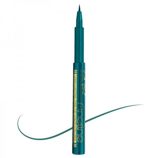 LA Girl - Eyeliner - Fineline Eyeliner - Emerald