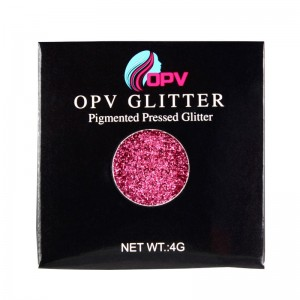 OPV - Glitter - Pressed Glitter - Hot Miss