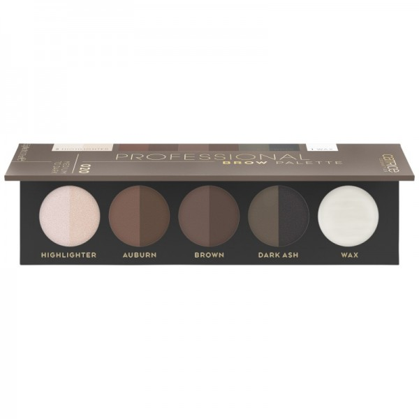 Catrice - Augenbrauenpalette - Professional Brow Palette 020 - Medium To Dark