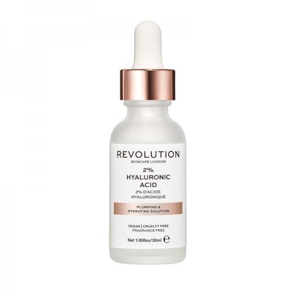 Revolution - Serum - Skincare Plumping and Hydrating Serum - 2% Hyaluronic Acid