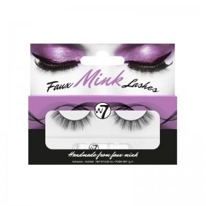 W7 - False Lashes - Faux Mink Lashes - 38