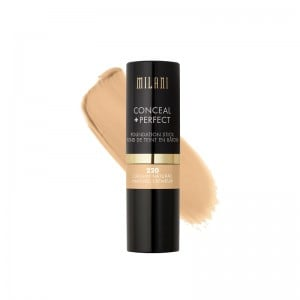 Milani - Foundation - Conceal & Perfect Foundation Stick - 220 Creamy Natural