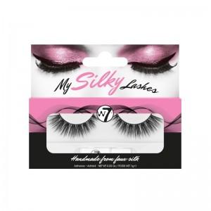 W7 - Ciglia Finte - Faux Silky Lashes - 34