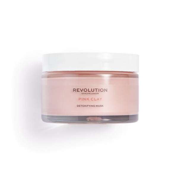 Revolution - Pink Clay Detoxifying Face Mask - SUPER SIZED