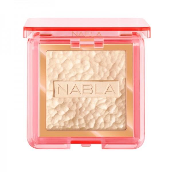 Nabla - Highlighter - Skin Glazing - Ozone