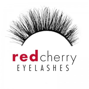 Red Cherry - Falsche Wimpern - The Night Out Collection - The Monroe - Echthaar
