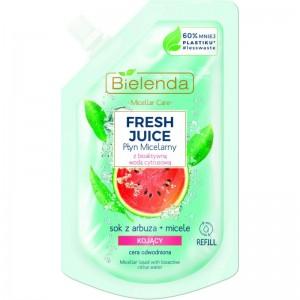 Bielenda - Mizellenwasser - Fresh Juice Micellar Liquid Watermelon - 45ml
