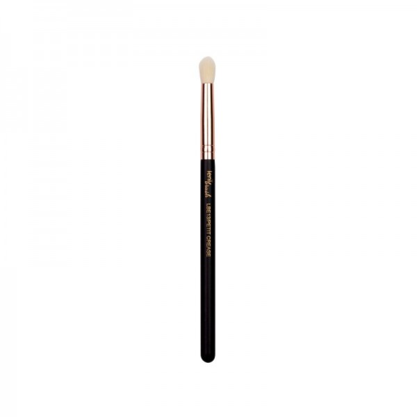 lenibrush - Kosmetikpinsel - Petit Crease Brush - LBE13 - Matte Black Edition