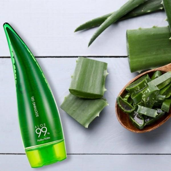 Holika Holika - Körperpflegegel - Aloe 99% Soothing Gel - 250ml