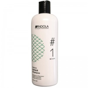 Indola - Haarshampoo - Innova Repair Shampoo - 300ml