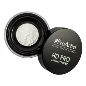 Freedom Makeup -  Puder - HD Pro Finish Translucent - White - Loose