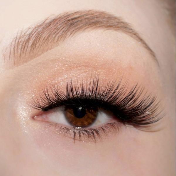 lenilash - 3D Eyelashes - Black - Fire