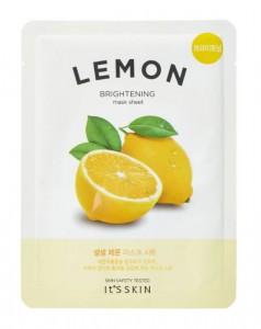 Its Skin - The Fresh Mask Mask - Lemon