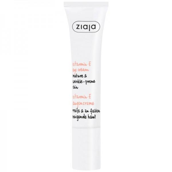 Ziaja - Augenpflege - Eye Cream Vitamine E