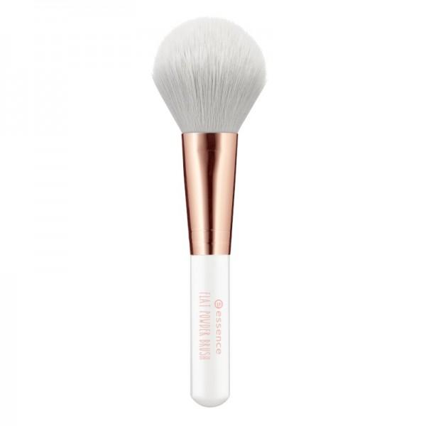 essence - flat powder brush