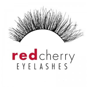 Red Cherry - Falsche Wimpern - The Night Out Collection - The Fleurt - Echthaar